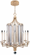 Fine Art Lamps 885140-2ST Westminster Gold Chandelier Lamp
