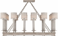 Fine Art Lamps 888840-21ST Cienfuegos Gray Kitchen Island Light Fixture
