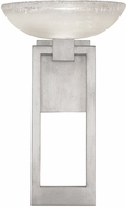 Fine Art Lamps 896150-1ST Delphi Modern Silver LED Lamp Sconce