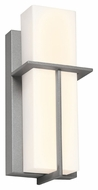 Philips 190268864 Loft ADA Compliant 12 Inch Tall Wall Light - Textured Silver