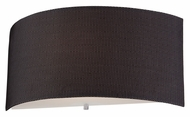 Philips Fishnet 12 Inch Wide Wall Lighting Sconce With Fluorescent Option