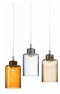 Philips Harmonize Medium 7 Inch Tall Contemporary Mini Bar Lighting With Glass Options