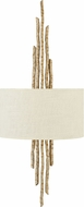 Fredrick Ramond FR43412CPG Spyre Contemporary Champagne Gold Light Sconce