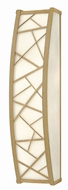 Fredrick Ramond FR52202SLF Nest Silver Leaf Wall Light Sconce