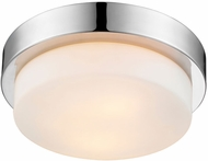 Golden Lighting 1270-09-CH Multi-Family Chrome 8.5  Overhead Lighting Fixture