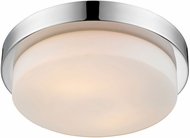 Golden Lighting 1270-13-CH Multi-Family Chrome 13  Ceiling Lighting Fixture