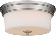 Golden Lighting 2118-FM-PW-OP Multi-Family Pewter Ceiling Light Fixture
