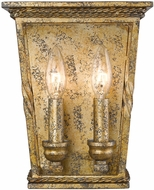 Golden Lighting 4214-WSC-LG Davenport Luxe Gold Light Sconce