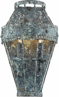 Golden Lighting 7856-WSC-VP Ferris Traditional Blue Verde Patina Wall Sconce Lighting