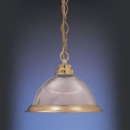 Hi-Lite Manufacturing H-110-D 10  Wide Pendant Light