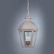 Hi-Lite Manufacturing H-1144-D Traditional 13  Wide Exterior Pendant Light Fixture