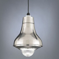 Hi-Lite Manufacturing H-1315-C 13  Tall Drop Ceiling Light Fixture