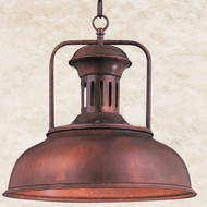 Hi-Lite Manufacturing H-132-D 16  Wide Pendant Light