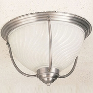 Hi-Lite Manufacturing H-1991-F Hamilton 8  Tall Ceiling Lighting Fixture