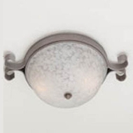 Hi-Lite Manufacturing H-291-F 15  Wide Ceiling Light Fixture