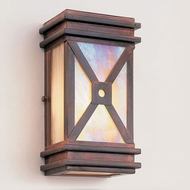 Hi-Lite Manufacturing H-3170-B 11 Tall Outdoor Wall Sconce Light