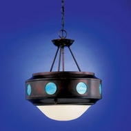 Hi-Lite Manufacturing H-4040-D 19  Tall Drop Ceiling Lighting