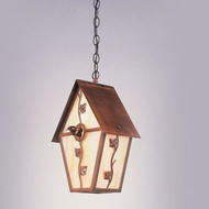 Hi-Lite Manufacturing H-4E-D 11  Wide Exterior Lighting Pendant