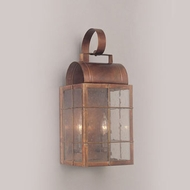 Hi-Lite Manufacturing H-67-B-SDY Traditional 7 Wide Exterior Wall Sconce Light