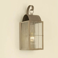 Hi-Lite Manufacturing H-68-B-SDY Traditional 5 Wide Exterior Wall Lamp