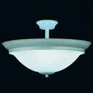 Hi-Lite Manufacturing H-8018-F-CLD 14  Tall Home Ceiling Lighting