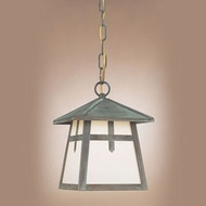 Hi-Lite Manufacturing H-8171-D-OP Craftsman 7  Wide Outdoor Lighting Pendant