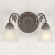 Hi-Lite Manufacturing H-9132-B 15  Wide Wall Sconce Light