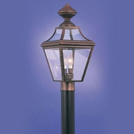 Hi-Lite Manufacturing H-975-P Traditional 18  Tall Outdoor Post Light