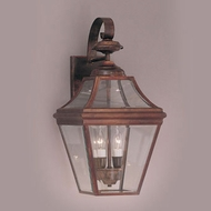 Hi-Lite Manufacturing H-976-B Traditional 9 Wide Exterior Light Sconce