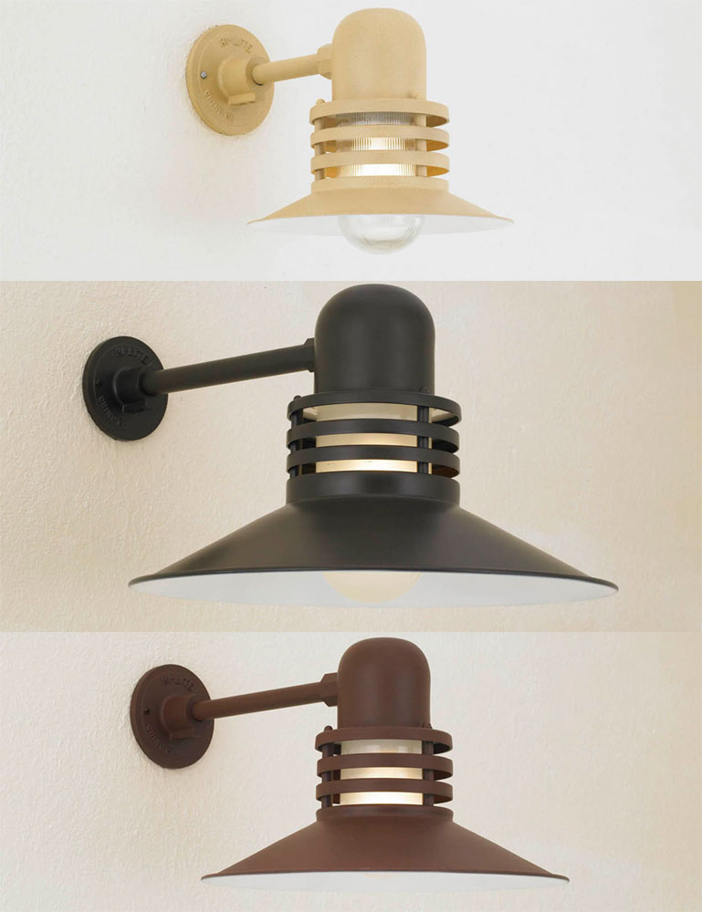Hi-Lite Manufacturing RLM Mars Outdoor Wall Sconce ...