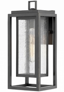 Hinkley 1004OZ Republic Contemporary Oil Rubbed Bronze Outdoor Medium Wall Lighting