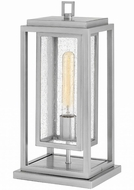 Hinkley 1007SI Republic Modern Satin Nickel Exterior Pier Mount