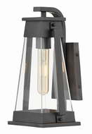 Hinkley 1130AC Arcadia Contemporary Aged Copper Bronze Outdoor Small Lamp Sconce