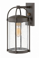 Hinkley 1174OZ Drexler Modern Oil Rubbed Bronze Exterior Medium Wall Light Sconce