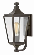 Hinkley 1290OZ Jaymes Oil Rubbed Bronze Exterior Small Wall Light Sconce