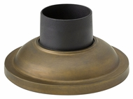 Hinkley 1304SN Sienna Finish Piermount Accessory - 7 Inch Diameter