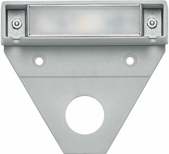 Hinkley 15444TT Nuvi Contemporary Titanium LED Exterior Deck Light