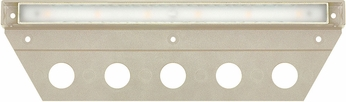 Hinkley 15448ST Nuvi Contemporary Sandstone LED Exterior Deck Light