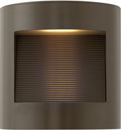 Hinkley 1659BZ Luna Contemporary Bronze LED Exterior Wall Sconce