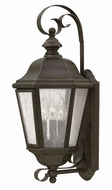 Hinkley 1670OZ Edgewater Traditional Oil Rubbed Bronze Outdoor Lighting Wall Sconce