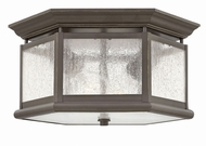 Hinkley 1683OZ Edgewater Traditional Oil Rubbed Bronze Exterior Ceiling Lighting