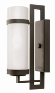 Hinkley 1698KZ Cordillera Modern Buckeye Bronze Outdoor Wall Lighting Fixture