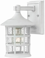 Hinkley 1800CW-LED Freeport Classic White LED Outdoor Wall Light Sconce