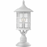Hinkley 1801CW-LED Freeport Classic White LED Exterior Lamp Post Light
