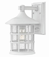 Hinkley 1804CW Freeport Classic White Exterior Wall Sconce Light