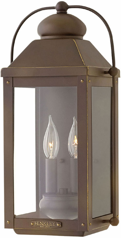 decor lighting anchorage. Hinkley 1854LZ Anchorage Light Oiled Bronze Outdoor Wall Sconce Lighting  Loading Zoom