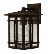 Hinkley 1960OZ Tucker Traditional Oil Rubbed Bronze Exterior Lighting Wall Sconce