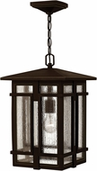 Hinkley 1962OZ-LED Tucker Oil Rubbed Bronze LED Outdoor Pendant Lamp