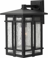 Hinkley 1964MB-LED Tucker Museum Black LED Outdoor Wall Lamp