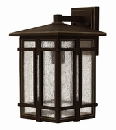 Hinkley 1964OZ Tucker Traditional Oil Rubbed Bronze Outdoor Wall Lighting Sconce